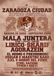 Festival Hip Hop 13 Zgz Conciertos
