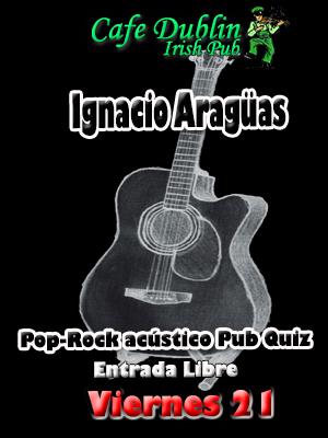 Concierto de Ignacio Araguas