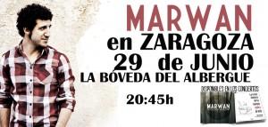 MARWAN Zgz Conciertos