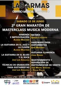 MasterClass Zgz conciertos