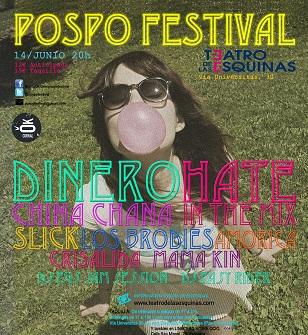 Pospo festival junio Zaragoza