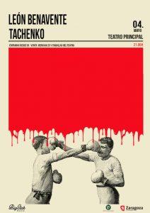 LEÓN BENAVENTE + TACHENKO @ TEATRO PRINCIPAL | Zaragoza | Aragón | España