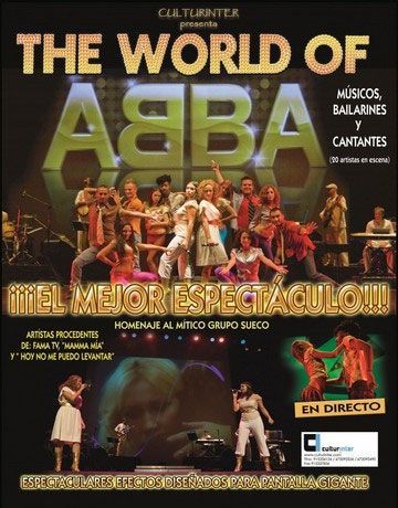 THE WORLD OF ABBA