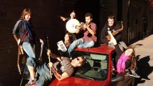 GROOVE BARRELS  zgz conciertos