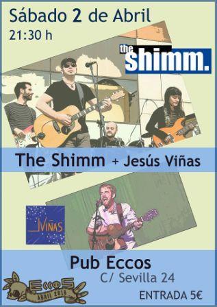 The Shimm y de Jesús Viñas