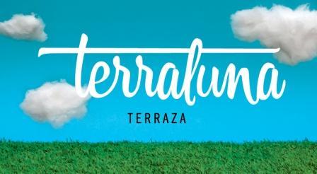 Logo Terraza Terraluna Zaragoza parque Palomares