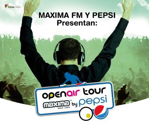 Open Air Maxima FM Valdespartera Zaragoza