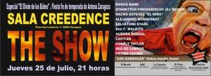 THE SHOW Zgz conciertos