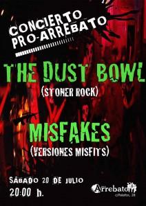 The Dust Bowl zgz conciertos