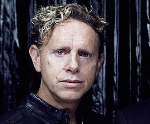 martin gore how tall