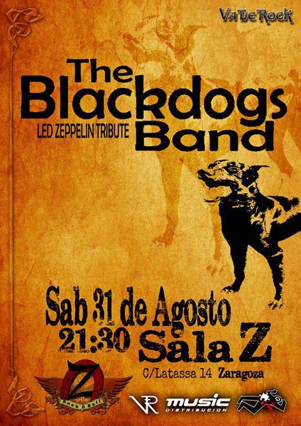 Black dogs zgz conciertos