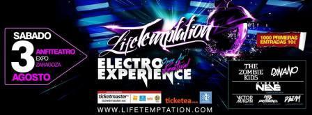 Life Temptation Anfiteatro Expo 3 agosto