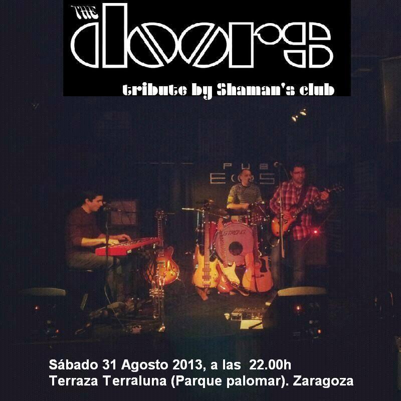 SHAMAN'S CLUB Zgz conciertos