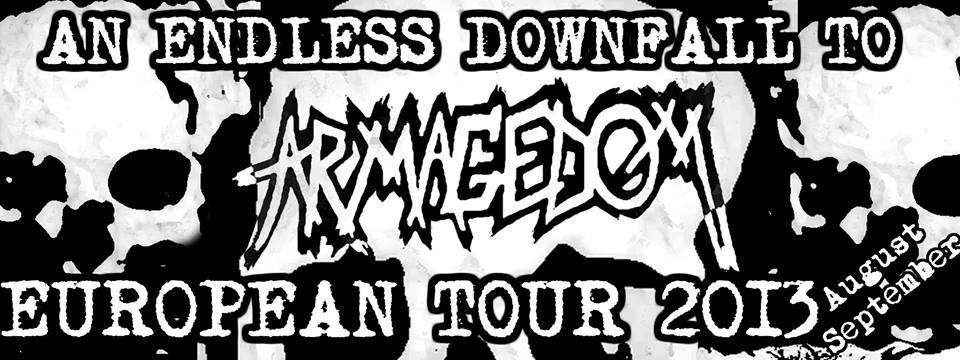 Armagedom the Deathcore zgz conciertos