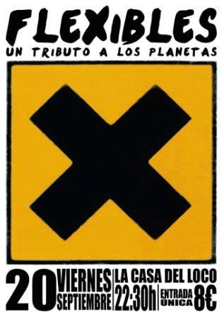Concierto Flexibles tributo Los Planetas