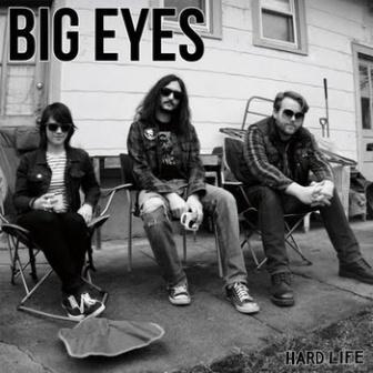 Concierto de Big Eyes en Pub Eccos Zaragoza