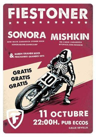 Concierto de Sonora + Mishkin