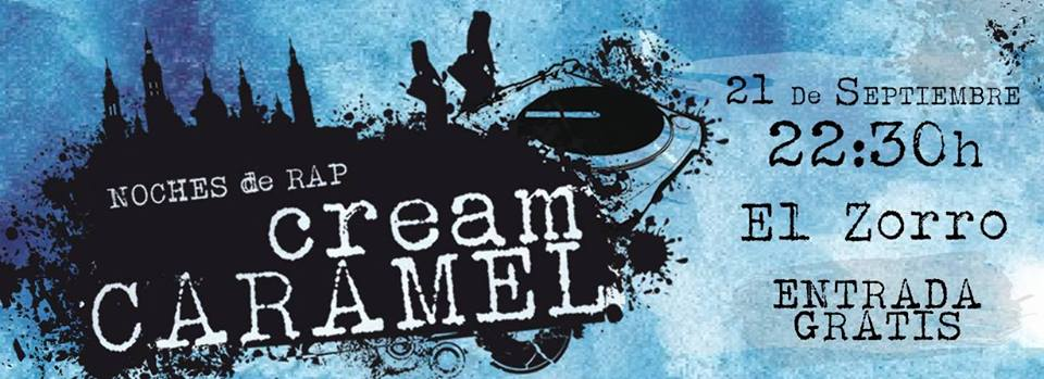 Cream Caramel zgz conciertos