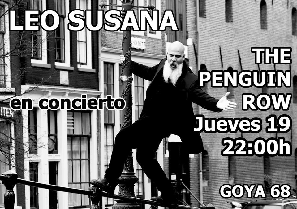 LEO SUSANA zgz conciertos
