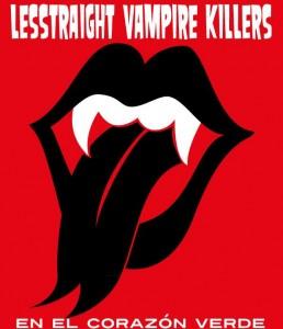 """Matineé con LESSTRAIGHT VAMPIRE KILLERS + el mercadillo """"second hand"""" de La RUN RUN. @ El Corazón Verde Terraza-Bar   Zaragoza   Aragón   España"""