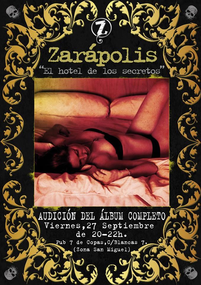 Zarapolis zgz conciertos