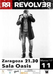 REVOLVER @ OASIS CLUB TEATRO | Zaragoza | Aragón | España