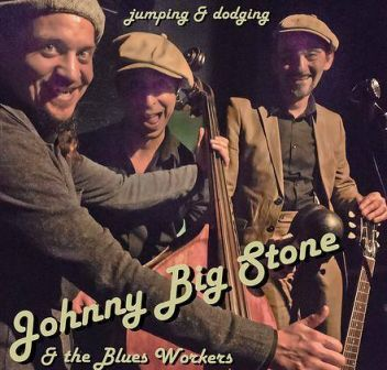 JOHNNY BIG STONE & THE BLUES WORKERS en el Corazon Verde