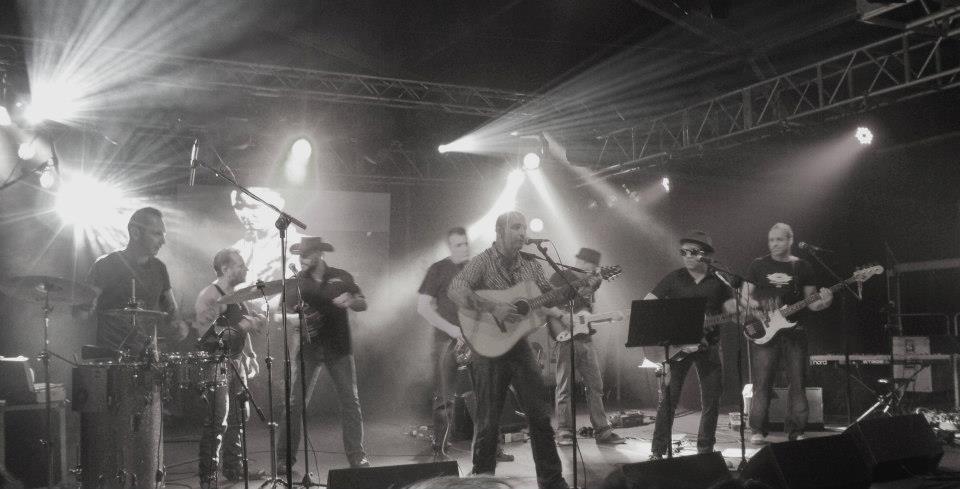 Los Twangs y Lobos Negros zgz conciertos
