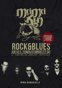 MAMA KIN  @ Rock & Blues  | Zaragoza | Aragón | España