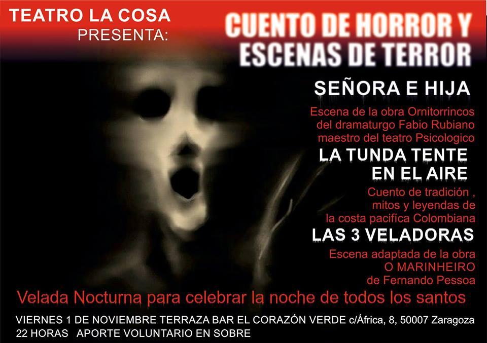 NOCHE DE LOS MUERTOS 2013 zgz conciertos