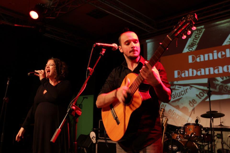 Pato Badian y Hernán Filippini zgz conciertos