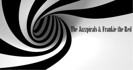 The Jazzpirals & Frankie The Red en el Corazon Verde