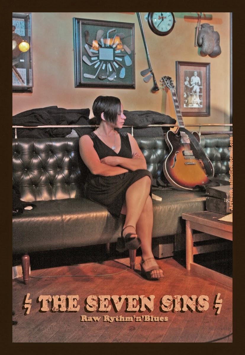 The Seven Sins zgz conciertos