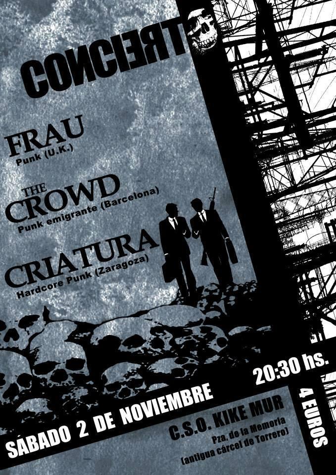 punk subterraneo zgz conciertos