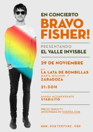 Concierto Bravo Fisher + Stabilito La Lata de Bombillas