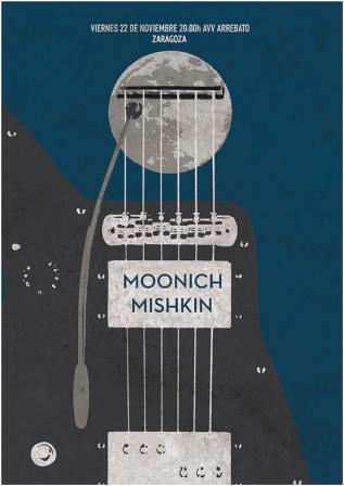 Concierto Moonich + Mishkin en Arrebato Zaragoza