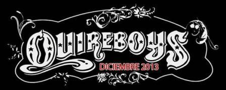 Concierto Quireboys en la Casa Del Loco