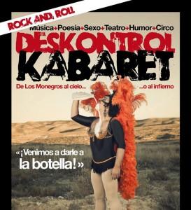 DESKONTROL KABARET  @ Anfiteatro de Ranillas, Zaragoza | Zaragoza | Aragón | España