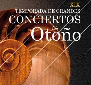 XIX Temporada de grandes conciertos otoño sala Mozart