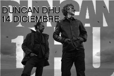 Concierto Duncan Dhu Zaragoza