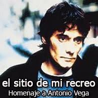 Concierto Homenaje a Antonio Vega en las Armas de Zaragoza