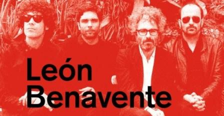 Entradas Concierto Leon Benavente Zaragoza