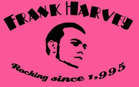 Frank Harvey en sala Creedence