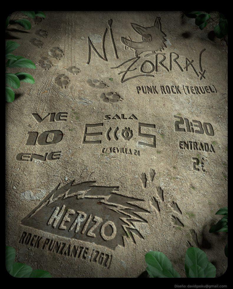 Herizo + NiZorra! ZGZ COCNIERTOS