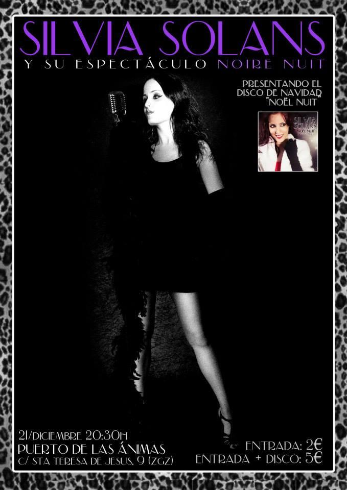 Silvia Solans zgz conciertos