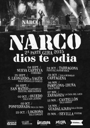 gira narco