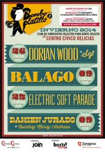 THE ELECTRIC SOFT PARADE @ Centro Cívico Delicias | Zaragoza | Aragón | España