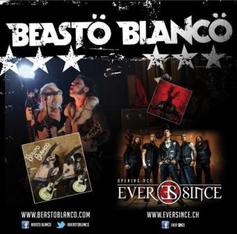 Concierto Beasto Blanco en Explosivo Zaragoza