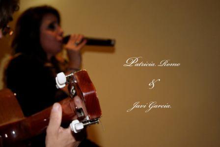 Concierto Patricia Romo y Javi Garcia