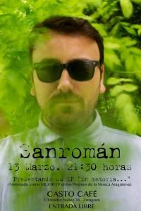 SANROMÁN @ Casto Café | Zaragoza | Aragón | España